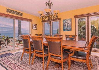 06 132 5th St Encinitas CA 92024 Dining Room Oceanfront
