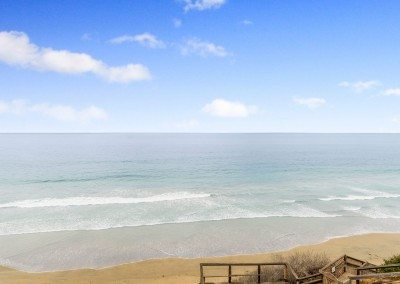 21 132 5th St Encinitas CA 92024 Beach and Stairs