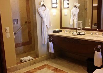 Cabo bath dual vanity