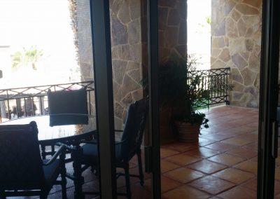 Cabo presidential patio